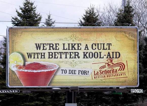 la_senorita_mexican_restaurant_billboard