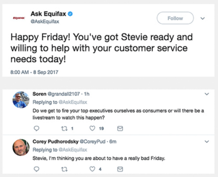 Tweets Customer Service