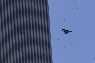 World Trade Center Hit by Two Planes